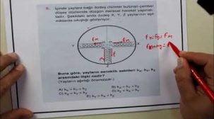 14 Soruluk AYT Fizik Deneme
