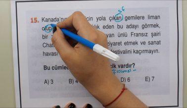 2A TYT (YKS) Türkçe Soru Çözümleri