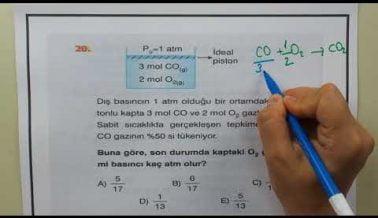 2A AYT Kimya Güncel Sorular ve Çözümleri