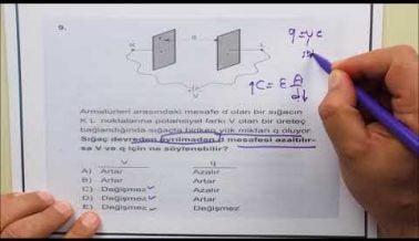AYT Fizik Güncel Soru Çözümleri