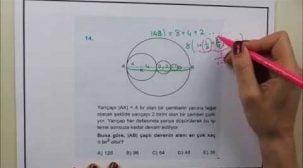TYT Matematik Soru Çözümleri 2018