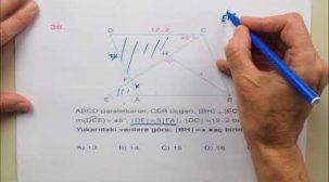 Geometri TYT Soru Çözümleri (Güncel)