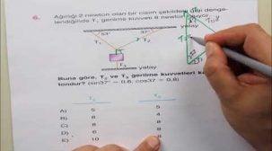 Güncel Sorularla AYT Fizik Sınavına Hazırlık