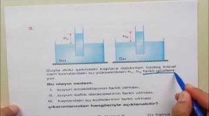 TYT Fizik Hazırlık Soruları ve Çözümleri