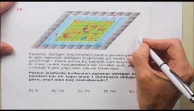TYT Geometri Sınava Hazırlık Soruları