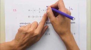 TYT Matematik Sınavına Hazırlık
