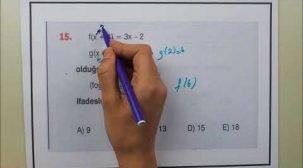 TYT Matematik Sınavında Çıkabilecek Sorular